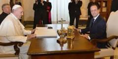 françois,le pape et le président,pouvoir et religion